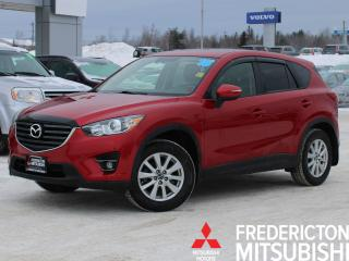 Used 2016 Mazda CX-5 GS AWD | HEATED SEATS | NAVIGATION for sale in Fredericton, NB