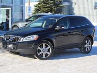 Used 2013 Volvo XC60 T6 AWD   HEATED LEATHER   SUNROOF for sale in Fredericton, NB