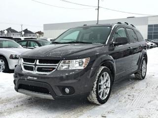 Used 2014 Dodge Journey LIMITED *ÉCRAN 8.4*CAMÉRA* for sale in Brossard, QC