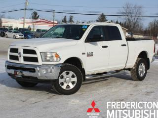 Used 2014 RAM 2500 SLT CREW | 4X4 | 6.4L | HEATED SEATS for sale in Fredericton, NB