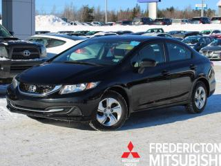 Used 2015 Honda Civic LX HEATED SEATS | ONLY $59/WK TAX INC. $0 DOWN for sale in Fredericton, NB