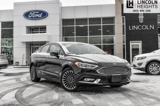 Used 2018 Ford Fusion Hybrid Titanium for sale in Ottawa, ON