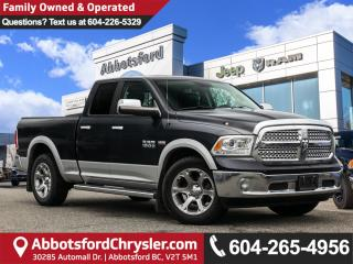 Used 2015 RAM 1500 Laramie *ACCIDENT FREE* *LOCALLY DRIVEN* for sale in Abbotsford, BC