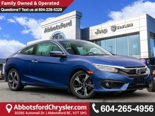 Used 2017 Honda Civic Touring *LOCALLY DRIVEN* for sale in Abbotsford, BC