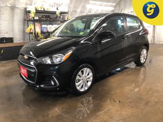 Used 2017 Chevrolet Spark 1LT * CVT * 4G LTE wifi * On star * Climate control * Hands free steering wheel controls * Phone connect * Voice recognition * Reverse camera * Keyles for sale in Cambridge, ON