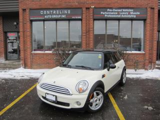 Used 2008 MINI $6,495+HST+LIC FEE / CERTIFIED / PANORAMIC ROOF for sale in North York, ON