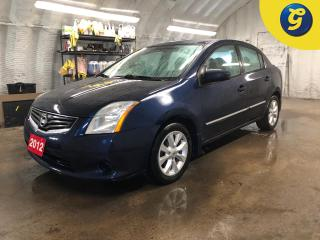 Used 2012 Nissan Sentra Heated front seats * Keyless entry * Climate control * Cruise control * Trip computer * Power windows/mirrors * Daytime running lights * Automatic for sale in Cambridge, ON