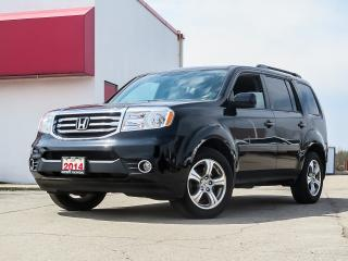 Used 2014 Honda Pilot EX-L AWD for sale in Guelph, ON