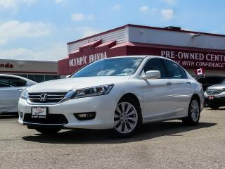 Used 2015 Honda Accord EX-L Sedan for sale in Guelph, ON