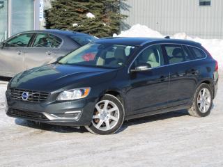 Used 2015 Volvo V60 T5 Premier Plus AWD   FULL VOLVO WARRANTY TO 160K for sale in Fredericton, NB