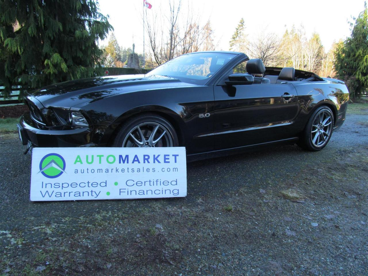 Used 2014 ford mustang gt cab insp free bcaa mbshp free warr finance for sale in surrey british columbia carpages ca