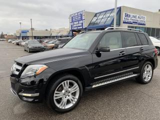 Used 2015 Mercedes-Benz GLK-Class NAVI|CAMERA|PANORAMIC ROOF| for sale in Concord, ON