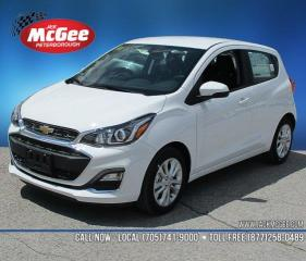 New 2019 Chevrolet Spark 1LT CVT for sale in Peterborough, ON