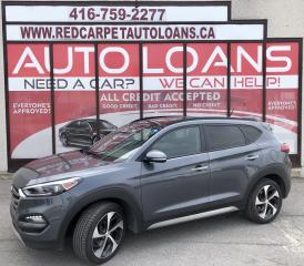 Used 2017 Hyundai Tucson Limited for sale in Scarborough, ON