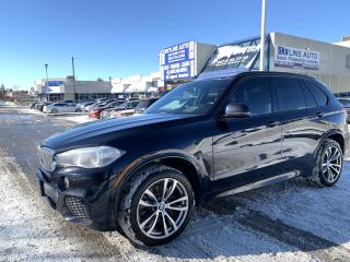 Used 2014 BMW X5 50i M PKG|HUD|PANO ROOF|NAVI|CAMERA|ALLOYS for sale in Concord, ON