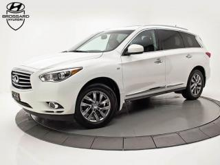 Used 2014 Infiniti QX60 7 Passagers, Sièges for sale in Brossard, QC