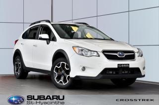 Used 2015 Subaru XV Crosstrek 2.0i Limited Tech package for sale in St-Hyacinthe, QC