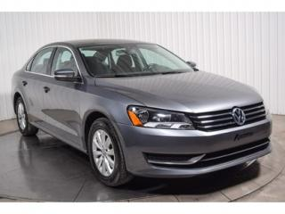 Used 2015 Volkswagen Passat Trendline Tsi A/c for sale in Saint-hubert, QC