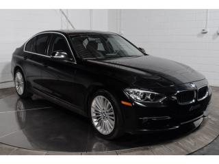 Used 2014 BMW 3 Series 328i Luxury Pack for sale in St-Hubert, QC