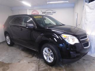 Used 2011 Chevrolet Equinox LS for sale in Ancienne Lorette, QC