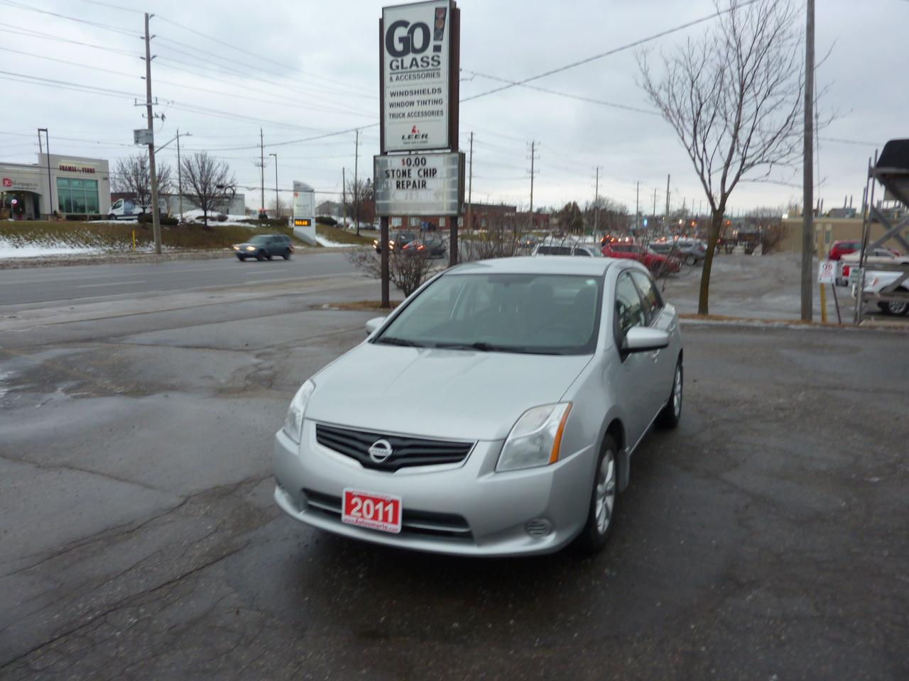 Used 2011 Nissan Sentra 2.0 for Sale in Kitchener, Ontario | Carpages.ca