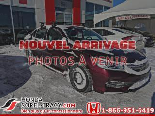 Used 2016 Honda Accord Sport I4 4 portes CVT for sale in Sorel-Tracy, QC