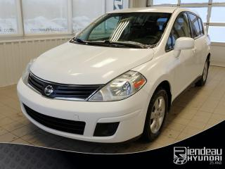 Used 2010 Nissan Versa 1.8SL for sale in Ste-Julie, QC