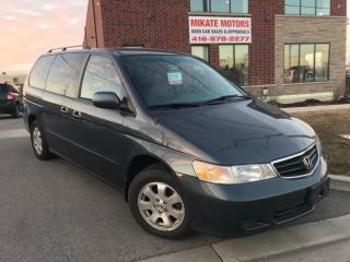 Used 2004 Honda Odyssey EX-L for sale in Rexdale, ON