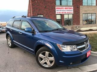 Used 2010 Dodge Journey R/T for sale in Rexdale, ON