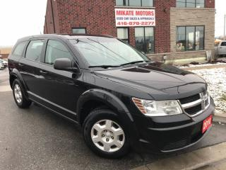 Used 2010 Dodge Journey SE for sale in Rexdale, ON