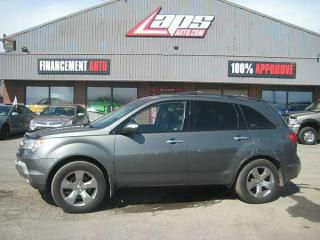 Used 2008 Acura MDX ***4X4*** for sale in Ste-Catherine, QC