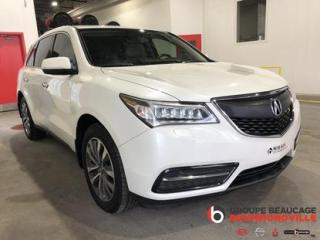 Used 2015 Acura MDX Tech for sale in Drummondville, QC