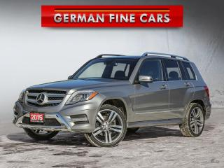 Used 2015 Mercedes-Benz GLK-Class **GLK250, BlueTec DIESEL, NAVIGATION BLUETOOTH** for sale in Bolton, ON