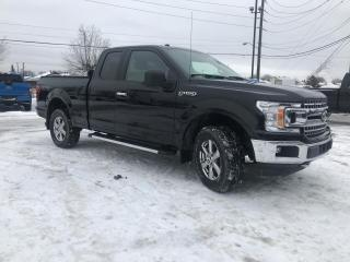 Used 2018 Ford F-150 XLT cabine double 4RM caisse de 6,5 pied for sale in St-Eustache, QC
