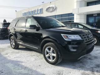 Used 2017 Ford Explorer XLT GPS NAV 4x4 AWD for sale in St-Eustache, QC