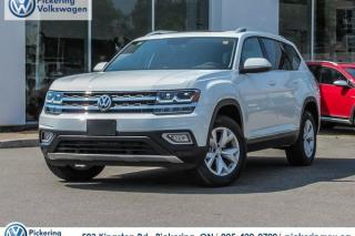 Used 2018 Volkswagen Atlas HIGHLINE for sale in Pickering, ON
