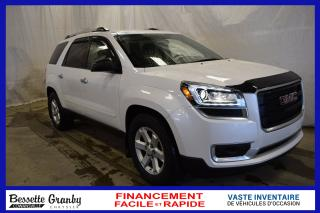 Used 2016 GMC Acadia SLE AWD for sale in Granby, QC