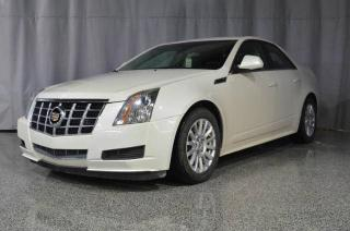 Used 2012 Cadillac CTS Berline 4 portes 3.0L à traction intégra for sale in Senneterre, QC