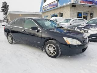 Used 2004 Honda Accord 4dr Sdn DX Auto for sale in Longueuil, QC