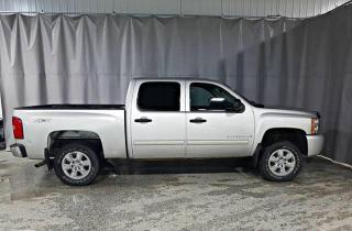 Used 2010 Chevrolet Silverado 1500 4 RM, Cabine multiplaces 143,5 po, LT for sale in Senneterre, QC