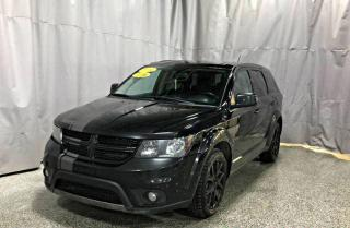 Used 2014 Dodge Journey Traction intégrale 4 portes Rallye R/T for sale in Senneterre, QC