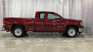 Used 2013 GMC Sierra 1500 2 RM, Cabine allongée, 143,5 po, WT for sale in Senneterre, QC