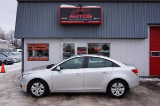 Used 2016 Chevrolet Cruze Lt Turbo Camera for sale in Lévis, QC