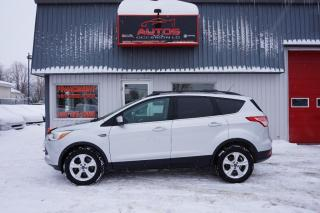 Used 2014 Ford Escape SE AWD Ecoboost for sale in Lévis, QC