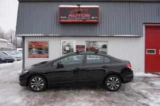 Used 2014 Honda Civic EX TOIT MAGS for sale in Lévis, QC
