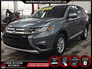 Used 2018 Mitsubishi Outlander MITSUBISHI OUTLANDER ES 2018 for sale in Terrebonne, QC