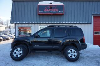 Used 2006 Nissan Xterra Off Road 4x4 V-6 for sale in Lévis, QC