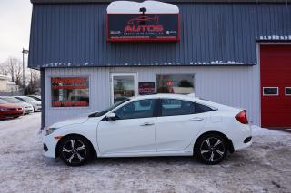 Used 2016 Honda Civic Touring for sale in Lévis, QC