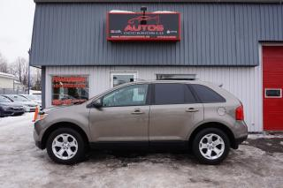 Used 2012 Ford Edge SEL AWD for sale in Lévis, QC