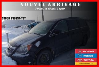 Used 2010 Honda Odyssey EX-L for sale in Drummondville, QC